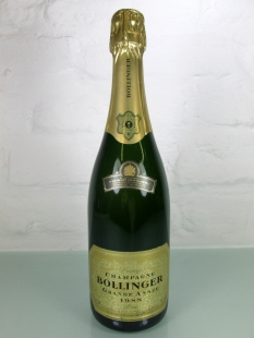 Bollinger - La Grande Annee