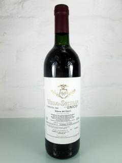 Vega Sicilia - Unico Gran Reserva